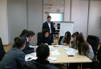 Innovating in SBS training in the Balkans
