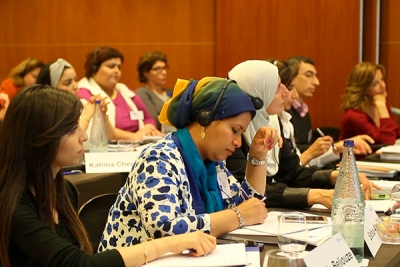 Promoting women's rights and gender equality in the Mediterranean