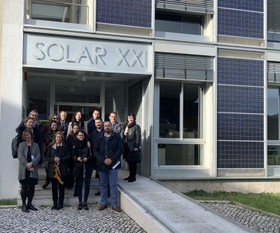Study Tour on Energy Efficiency in Portugal and Spain